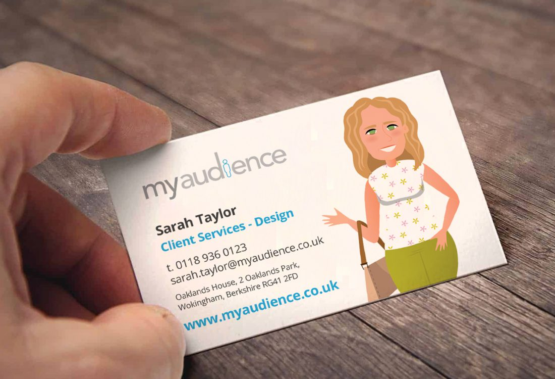 Why Business Cards are Still as Relevant as Ever - MyAudience