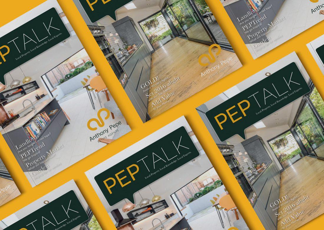 estate agent magazine