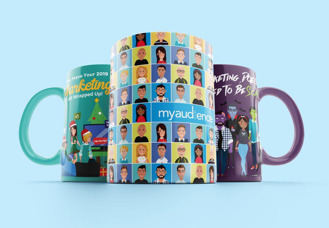merchandise mugs