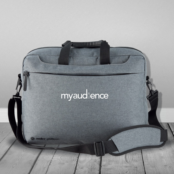 merchandise laptop bag