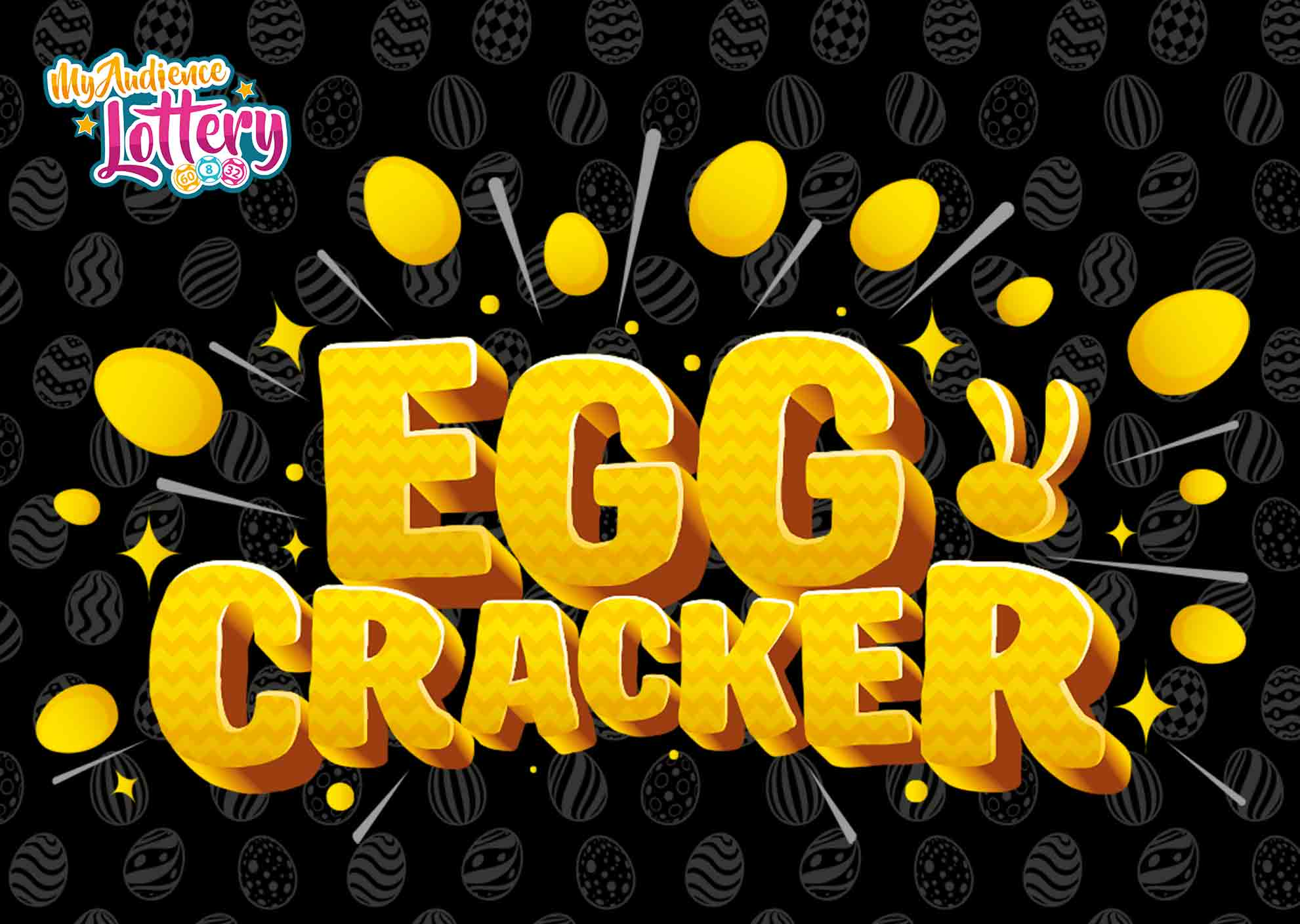 MyAudience Easter egg-cracker scratchcard