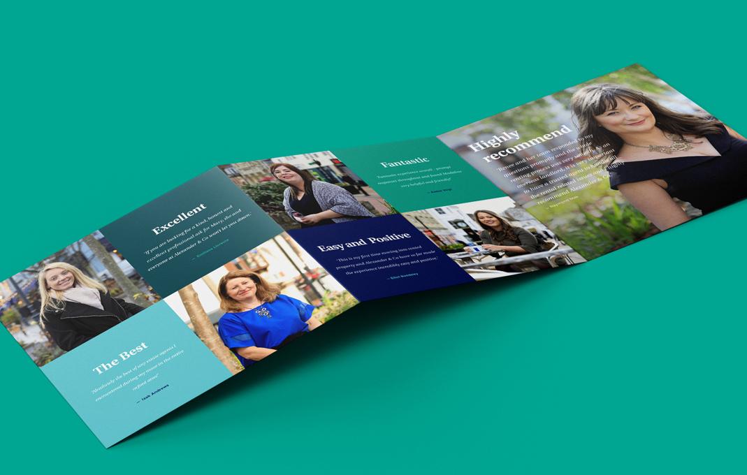 Aylesbury lettings brochure