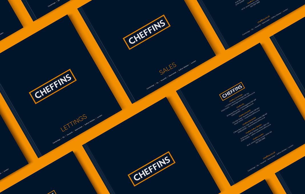Cheffins marketing brochure