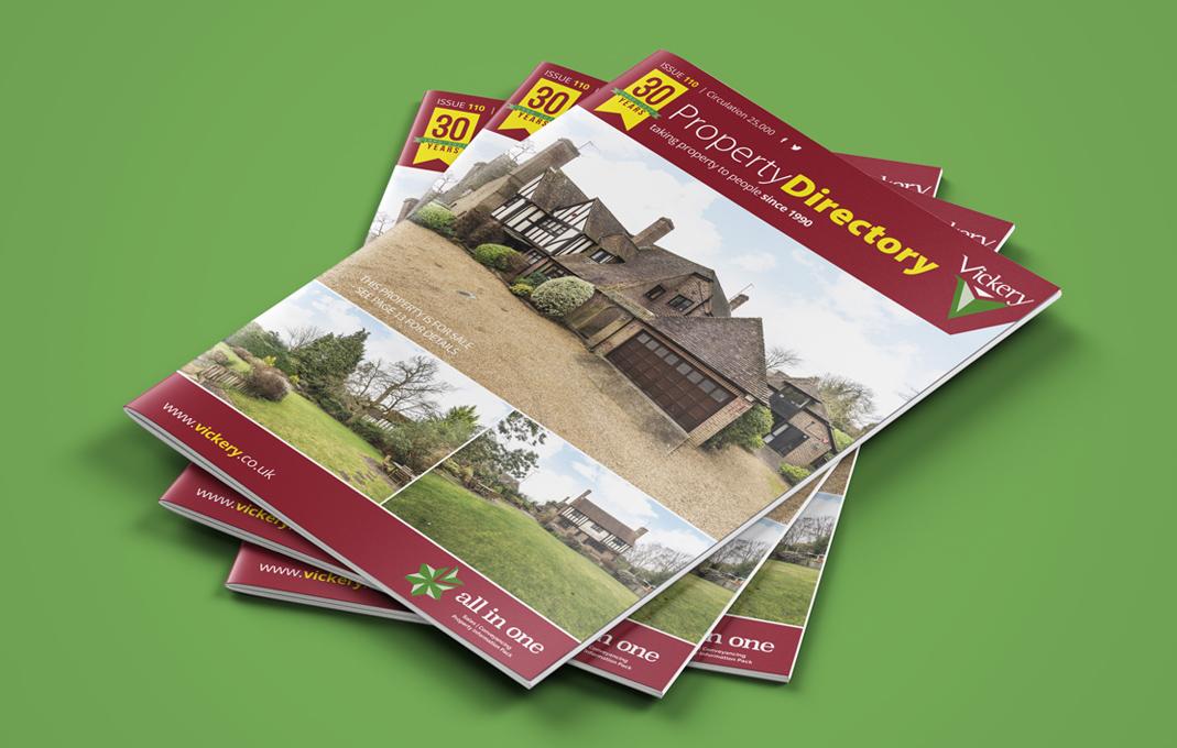 Vickery property marketing brochure