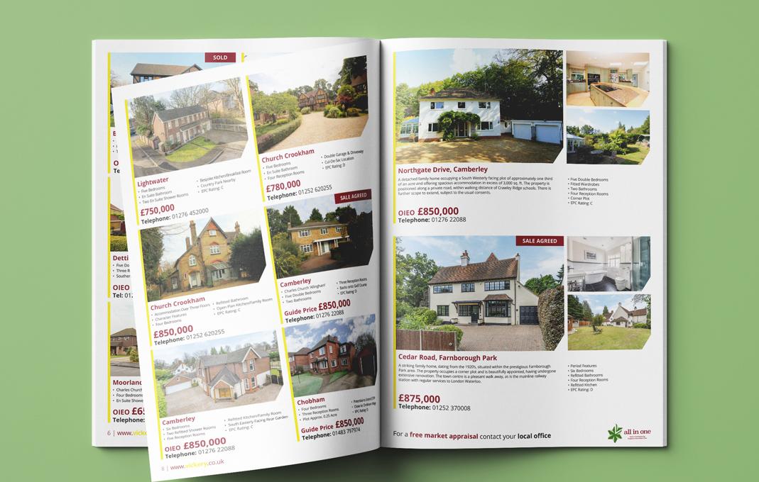 Vickery property directory design