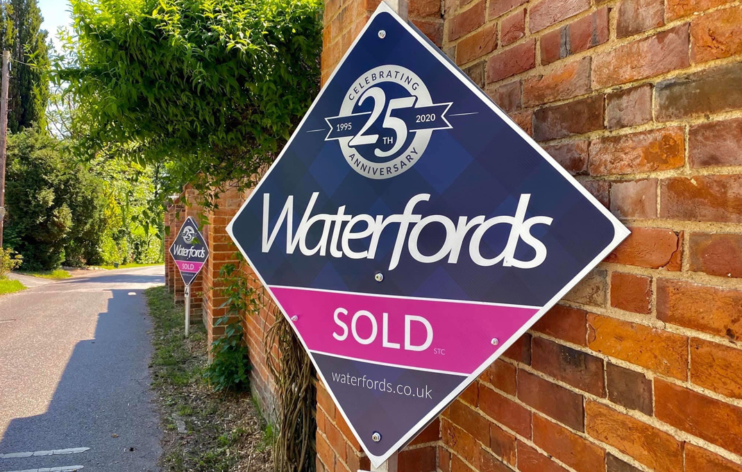 Waterfords For sale board design 2020